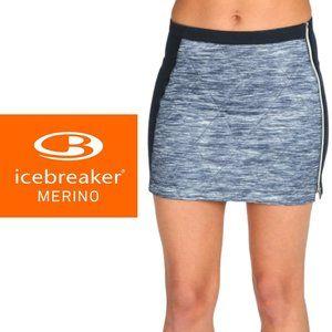Icebreaker MerinoLOFT Helix Skirt - Small